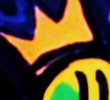 king duppy Sticker