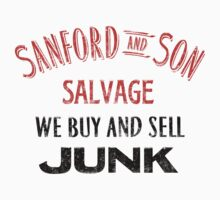 Sanford And Son Kids Tee