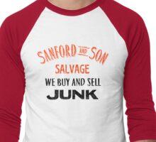 Sanford And Son Men's Baseball ¾ T-Shirt