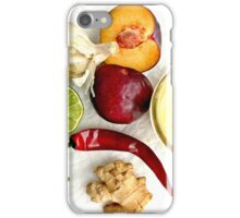 Sweet And Sour Vinaigrette iPhone Case/Skin