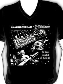 Man Or Astroman? - 3D T-Shirt