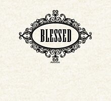 Blessed - Black Pullover