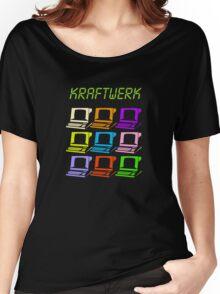 Computer World Women's Relaxed Fit T-Shirt