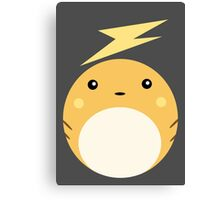 Raichu Ball Canvas Print