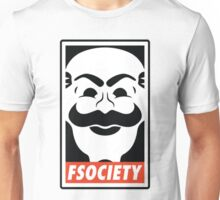 fsociety Mr. Robot Shirts, Stickers and Posters Unisex T-Shirt