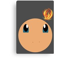 Charmander Ball Canvas Print