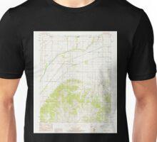 USGS TOPO Map Arkansas AR Pollard 259429 1984 24000 Unisex T-Shirt