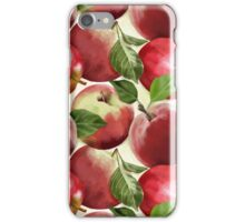 Apples Pattern iPhone Case/Skin