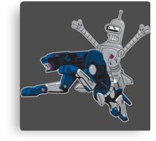 Bender and Ravage Canvas Print