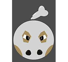 Cubone Ball Photographic Print