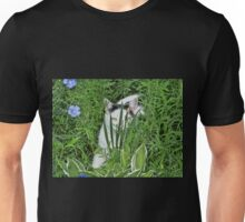 Hunting In The Garden Unisex T-Shirt