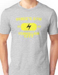 Surge's Gym Vintage Unisex T-Shirt