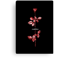 Depeche Mode : Violator Paint LP Canvas Print