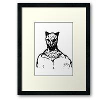 King II Framed Print