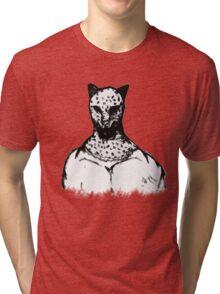 King II Tri-blend T-Shirt