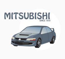 Mitsubishi Kids Tee
