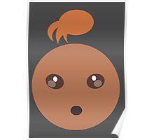 Vulpix Ball Poster
