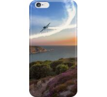 Blades Over The Needles iPhone Case/Skin