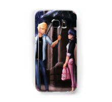 Miraculous Ladybug: The Umbrella Scene Samsung Galaxy Case/Skin
