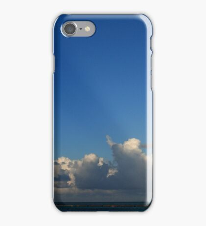 Anticrepuscular rays iPhone Case/Skin