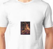 """""""THE COMET"""" by artist ED GEDROSE. Unisex T-Shirt"""