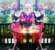 Trippy Double Vision by MissGenevieve