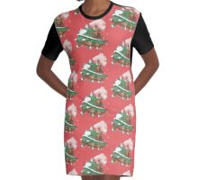 Spring Torterra Graphic T-Shirt Dress