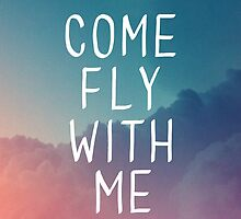 Come Fly With Me // Cards by GalaxyEyes