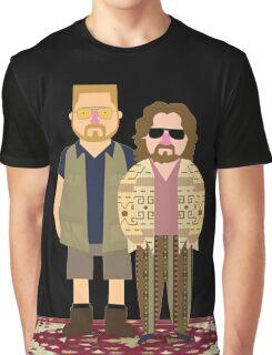 Jeffrey & Walter Graphic T-Shirt