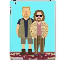 Jeffrey & Walter iPad Case/Skin