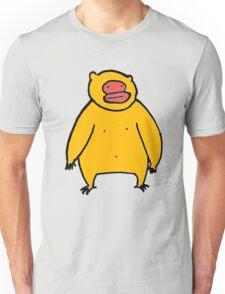 Yellow Monkey Unisex T-Shirt