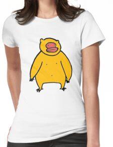Yellow Monkey Womens Fitted T-Shirt