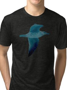 Above the Waves Tri-blend T-Shirt