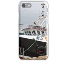 New Seeker ~ Lyme Regis Harbour iPhone Case/Skin