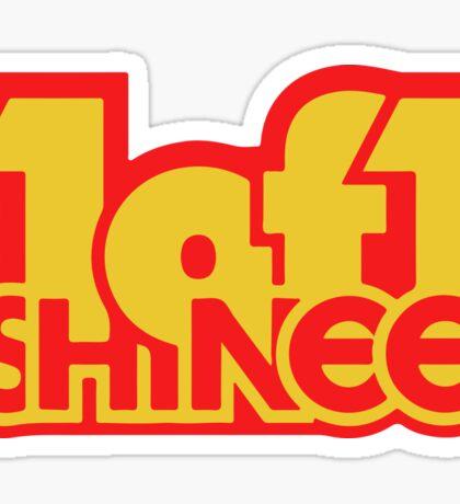 SHINee '1 of 1' Sticker