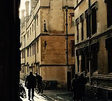 Oxford Shadows by L.W. Turek
