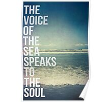 The Voice Of The Sea Poster