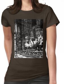 Sitting by the Road in the Rain and Witnessing the Tepid  Darkness T-Shirt