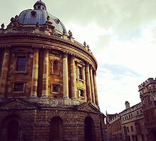 Oxford Architecture by L.W. Turek