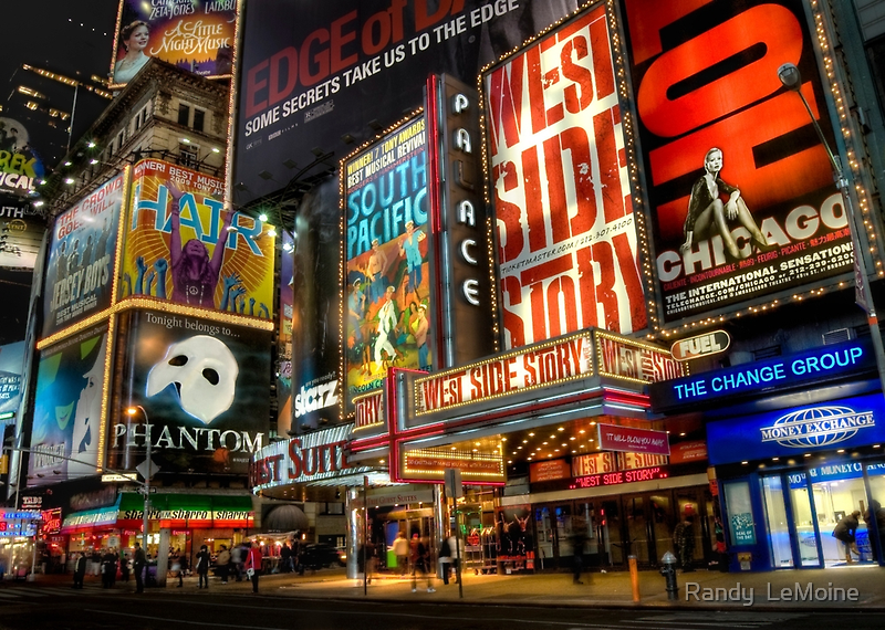 West Side Story by Randy  Le'Moine