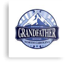 Grandfather Mountain North Carolina Metal Print