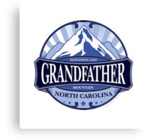 Grandfather Mountain North Carolina Canvas Print