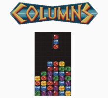 Columns One Piece - Short Sleeve