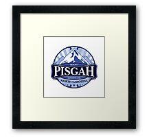 Mount Pisgah North Carolina Framed Print
