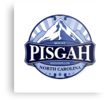 Mount Pisgah North Carolina Metal Print
