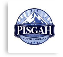 Mount Pisgah North Carolina Canvas Print