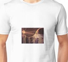 """""""THE CRYSTAL STAFF"""" by artist ED GEDROSE Unisex T-Shirt"""
