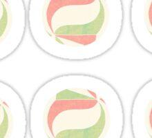 Haikyuu molten ball 12 stickers Sticker