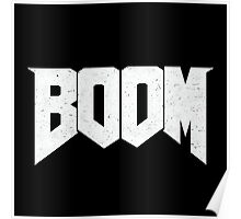 Doomed - BOOM Poster