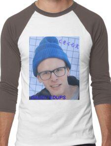 DADDY EDUPS Men's Baseball ¾ T-Shirt